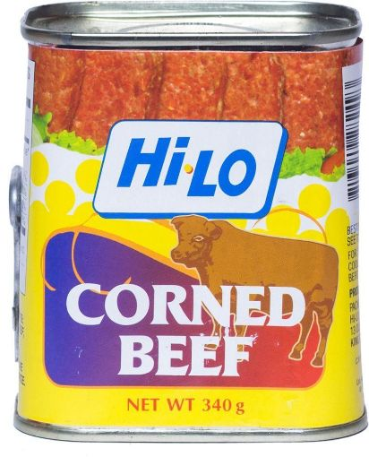 Picture of Hi-Lo Corned Beef (340g)