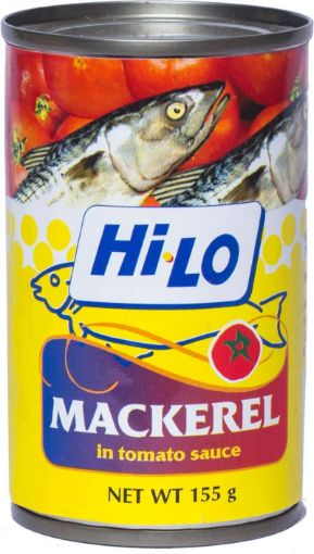 Picture of Hi-Lo Mackerel (115g)