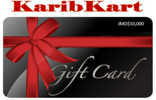 Picture of KaribKart Gift Card (JMD$10,000)