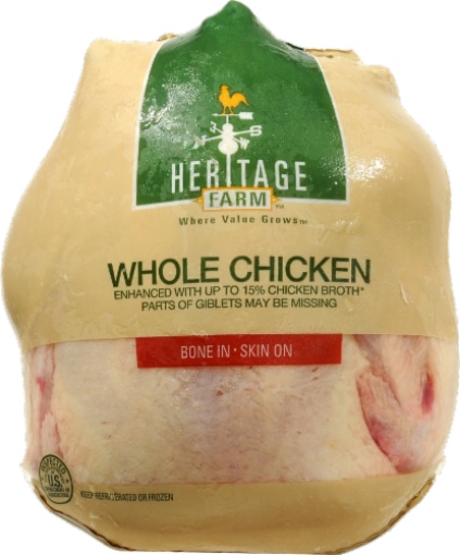 Picture of Heritage Farm Whole Chicken