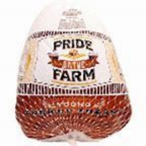 Picture of Pride of the Farm Young Frozen Turkey Breast (3-8 lb)