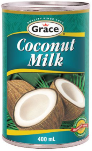Picture of Grace Canned Coconut Milk (400 ML)