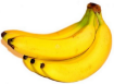 Picture of Ripe Bananas (1 kg)