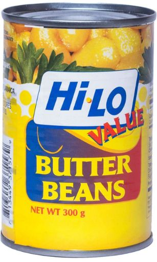 Picture of Hi-Lo Butter Beans (300g)