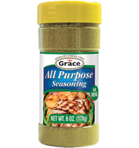 Picture of Grace All Purpose Seasoning (170g)