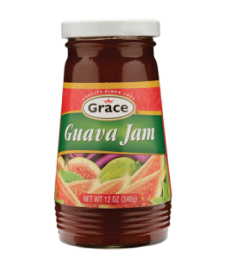 Picture of Grace Guava Jam (340g)