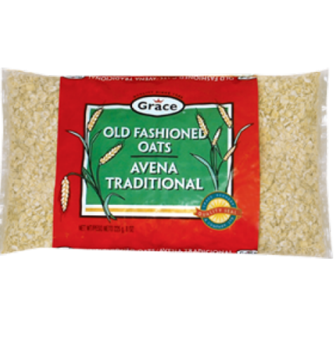Picture of Grace Instant Old Fashioned Oats (240g)