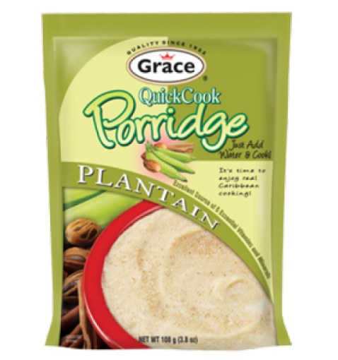 Picture of Grace Quick Cook Plantain Porridge (160g)