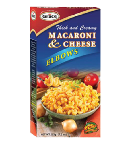 Picture of Grace Macaroni & Cheese Elbows (330g)