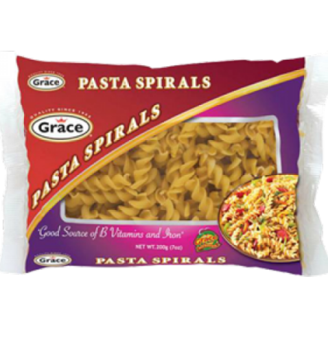 Picture of Grace Pasta Spirals (330g)