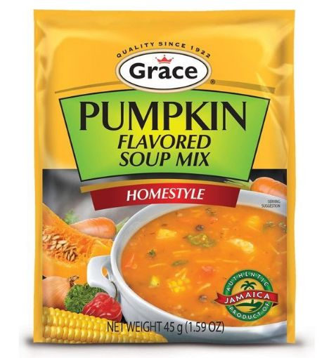 Picture of Grace Pumpkin Soup Mix (45g)