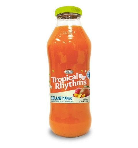 Picture of Grace Tropical Rhythms Island Mango (16oz)