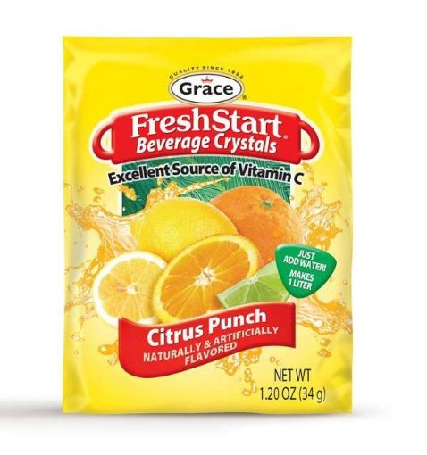 Picture of Grace Fresh Start (Citrus Punch - 45g)