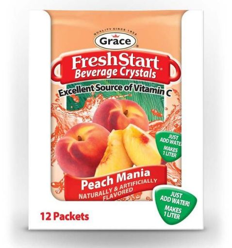 Picture of Grace Fresh Start (Peach Mania - 45g)