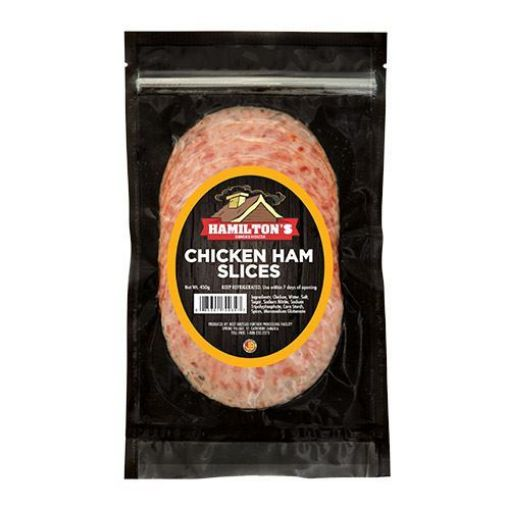 Picture of Chicken Ham Slices (5 Slices)