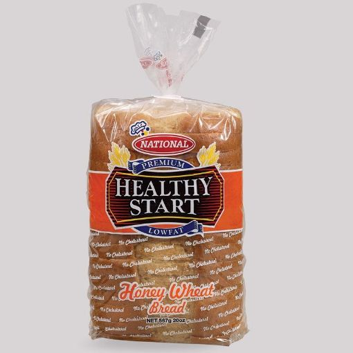Picture of National Healthy Start Sliced Bread (Honey Wheat - 567g)