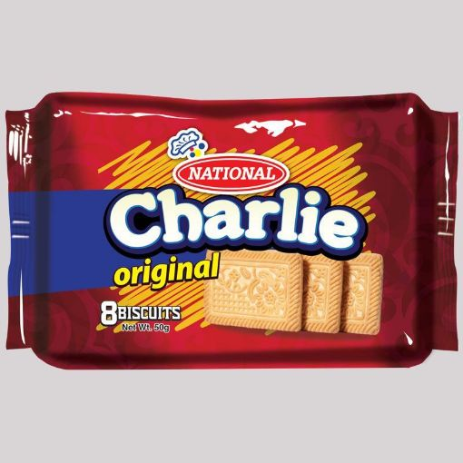 Picture of National Charlie Biscuits (Original - 50g)
