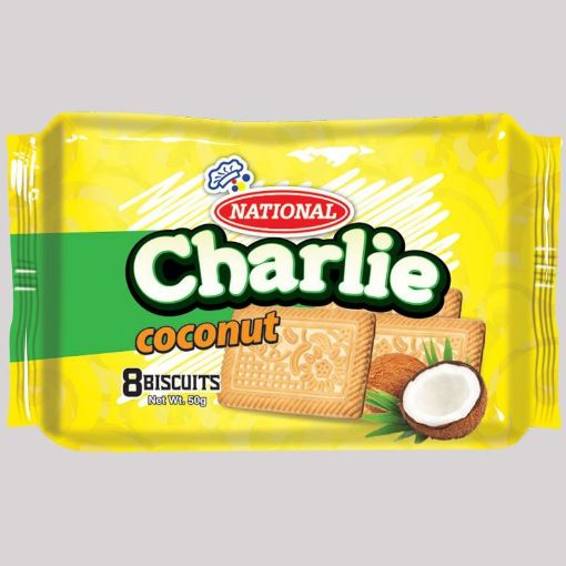 Picture of National Charlie Biscuits (Coconut - 50g)