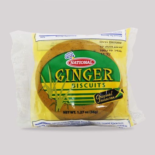 Picture of National Ginger Biscuits ( 36g)