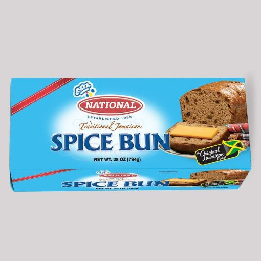 Picture of HTB Spiced Bun (Boxed 794g/28oz)