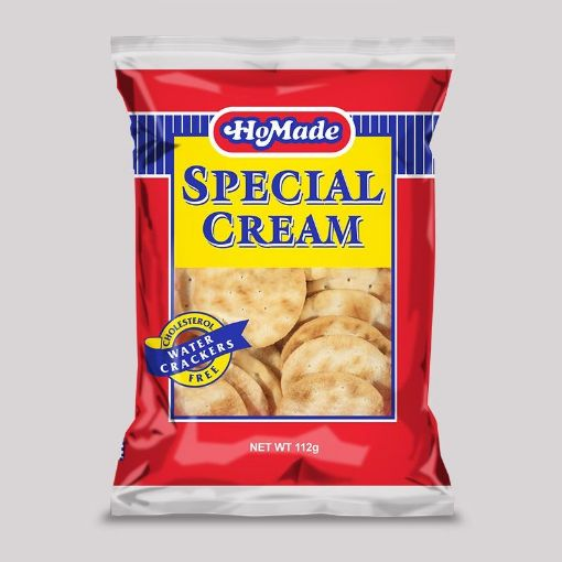 Picture of HoMade Special Cream Crackers (112g/4.2oz)