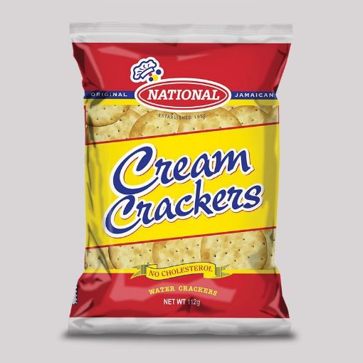 Picture of National Cream Crackers (112g/4.2oz)