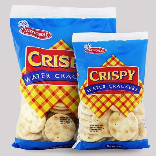 Picture of National Crispy Crackers ( 350g)