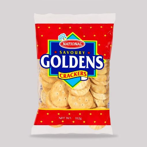 Picture of National Golden Crackers ( 112g)