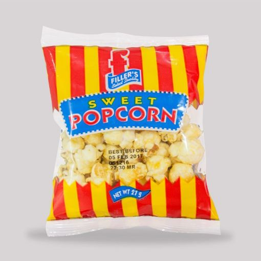 Picture of HoMade Fillers Sweet Popcorn (21g)