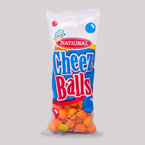 Picture of National Cheez Balls (35g)