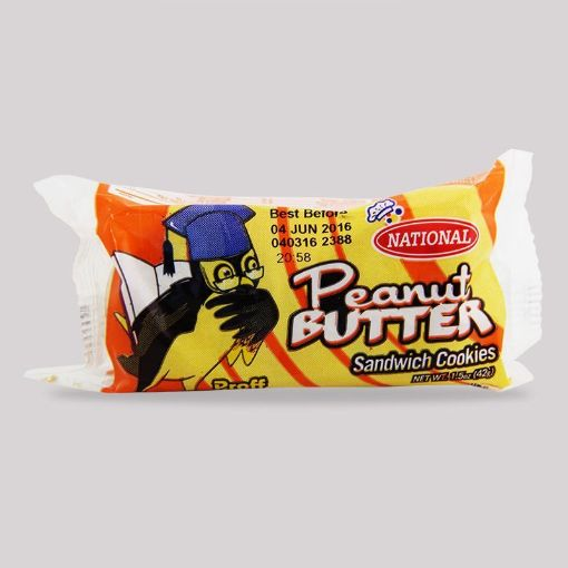 Picture of National Sandwich Cookies (Peanut Butter- 42g)