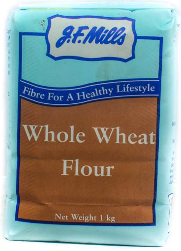 Picture of Jamaica Flour Mills Whole Wheat Flour (1 Pack - 1Kg)