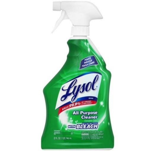 Picture of Lysol-All-Purpose-cleaner-with-bleach (32oz)