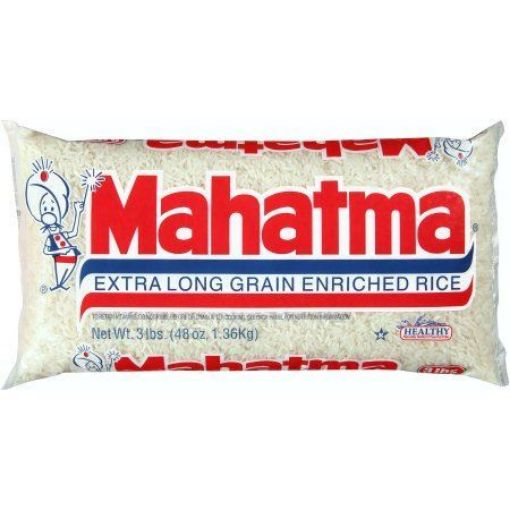 Picture of Mahatma® Extra Long Grain Enriched Rice (3lbs)