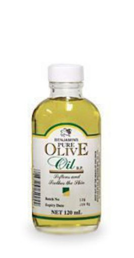 Picture of Benjamins Olive Oil (120ml)