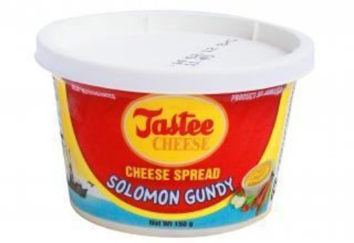 Picture of Tastee Cheese Spreed (Solomon Gundy 150g  -tub)