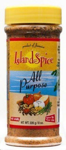 Picture of Island Spice All Purpose Seasoning 226 g/8 oz