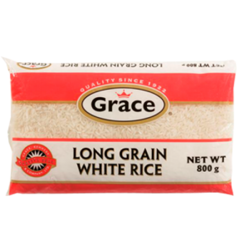Picture of Grace Long Grain White Rice (800g)