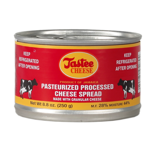Picture of Tastee Processed Cheese (250g)