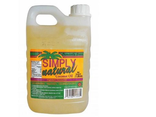 Picture of Simply Natural Coconut Oil (2L)