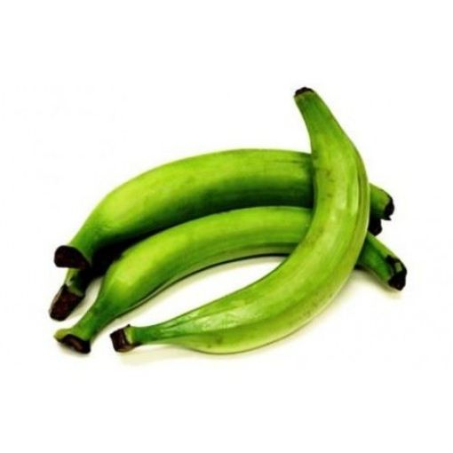 Picture of Fresh Green Plantains (Each)