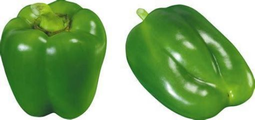 Picture of Fresh Green Peppers (Each)