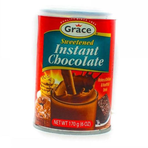 Picture of Grace Instant Chocolate (6 oz/170g)