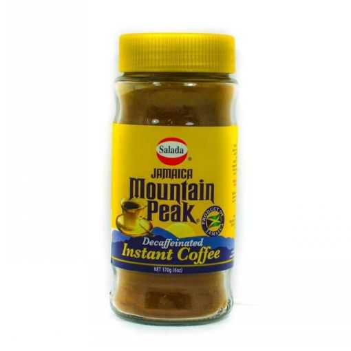 Picture of Mountain Peak  Decaffeinated Instant Coffee (6 oz/170g)