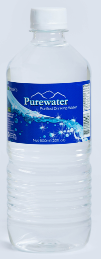 Picture of Catherine's Peak Pure Water (600 ml)