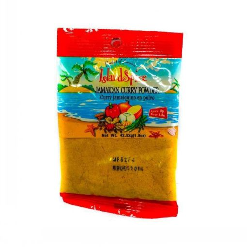 Picture of Island Spice Jamaican Curry Powder 42.5g