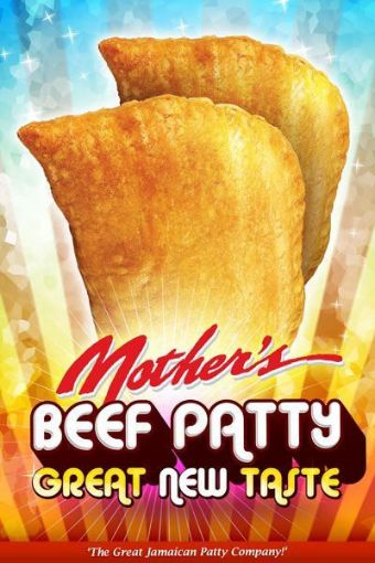 Picture of Mothers Beef Patties (1.68kg - 12 patties/box)
