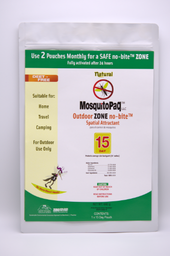 Picture of MosquitoPaQ™ no-bite™ Outdoor ZONE Spatial Produc