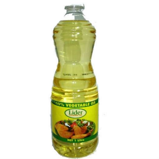Lider Vegetable Oil 1L
