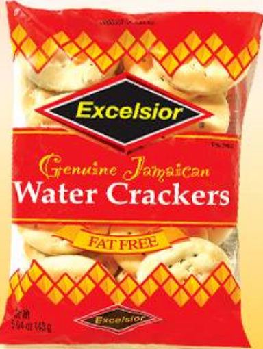 Picture of Excelsior Water Crackers (143 g) - 3 Pack